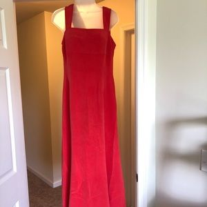 Dana Buchman floor length dress